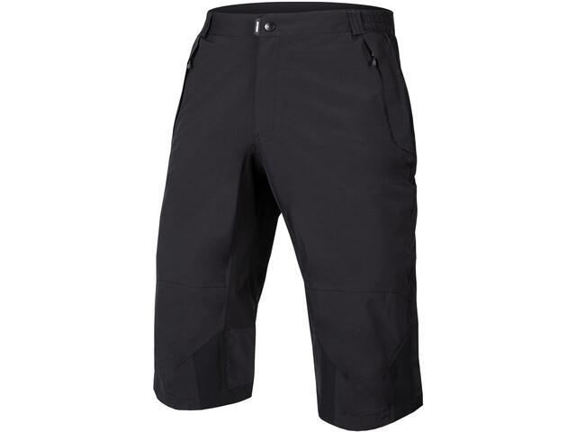 Endura MT500 II Pantaloncini Impermeabili Uomo, black